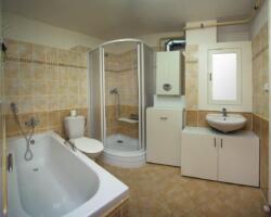Panorama koupelna varianta B Menší